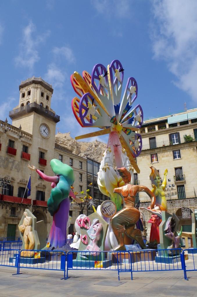 Hoguera Ayuntamiento2