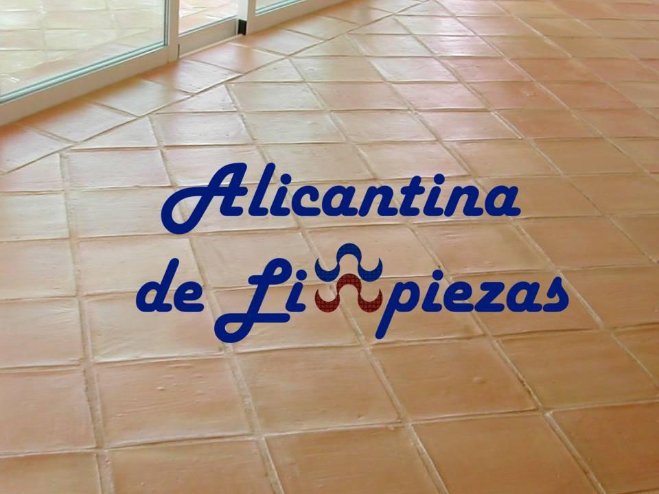 Suelos cerámicos. Empresa de Limpieza en Alicante.