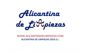 ALICANTINA DE LIMPIEZAS 2016 S.L.