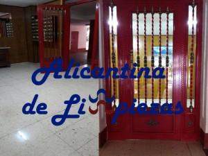 Limpieza Comunidades Alicante Empresa Mantenimiento