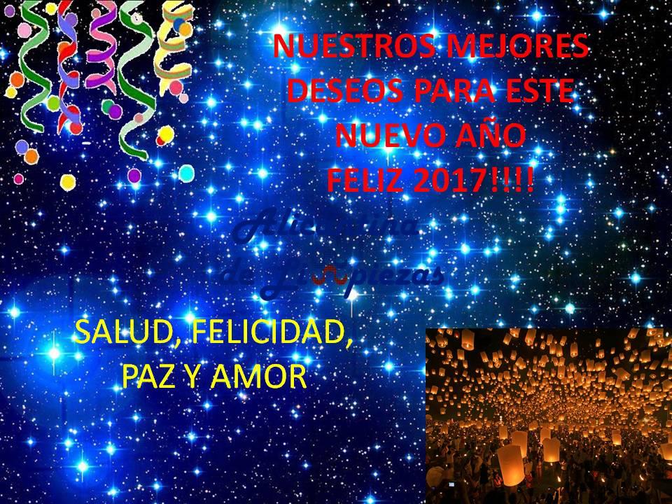 AÑO NUEVO 2017 NEW YEAR