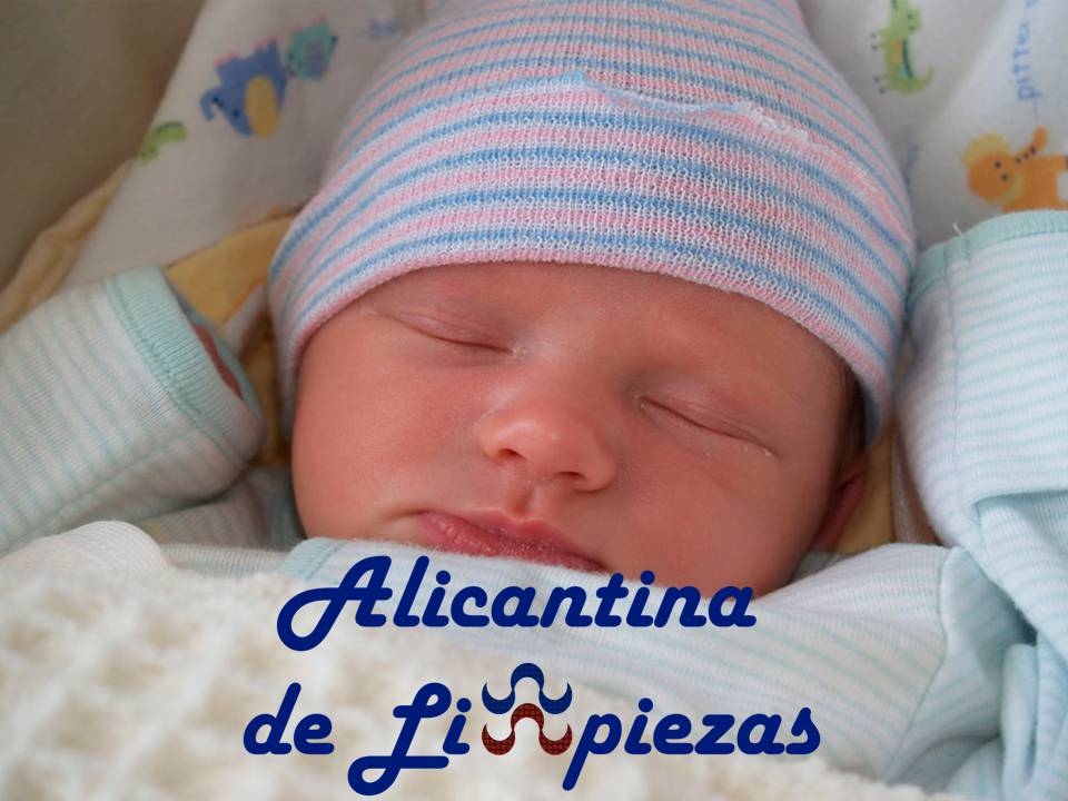 Alicantina de Limpiezas Limpieza sabanas bebe