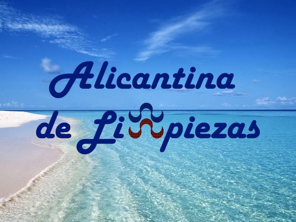 Alicantina de Limpiezas Empresa Servicios Mantenimientos Alicante