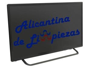 Limpieza TV Alicantina de Limpiezas Alicante Empresa en Alicante de Servicios y Mantenimientos Comunidades Fincas Obras Reformas Hogar Propiedades Consejos Limpieza doméstica Televisión Televisor