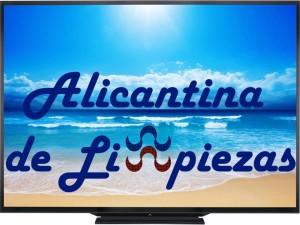 Consejos para limimpieza Televisión Limpieza Televisor Alicante Tv Alicantina  Empresa Limpiezas Mantenimientos Servicios Fincas  Obras Reformas Hogar Comunidades Vecinos Propietarios Alacant Costablanca La millor terreta del món