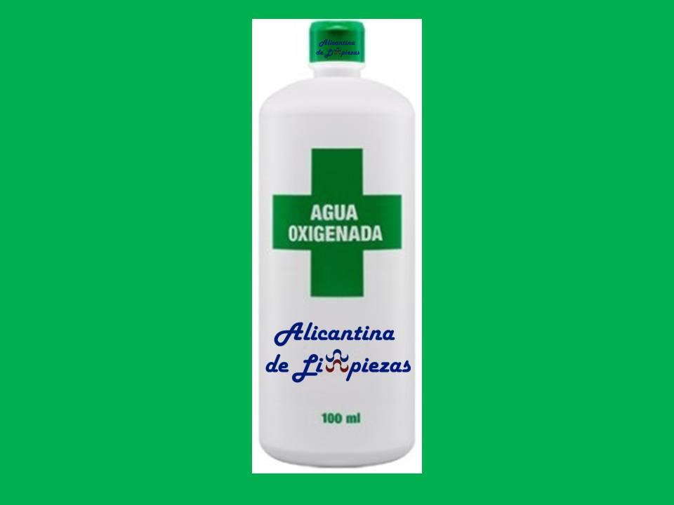 Limpieza Sangre Ropa Tapiceria Agua Oxigenada manchas sangre limpieza Alicantina de LImpiezas