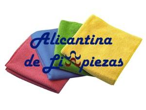 Consejos Alicantina de Limpiezas