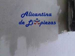 Limpieza Reforma Alicantina de Limpiezas Alicante Obras y Servicios