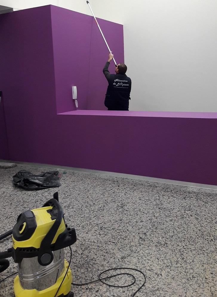 Limpieza Mantenimiento Alicante Servicios