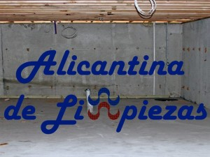 Alicantina de Limpiezas