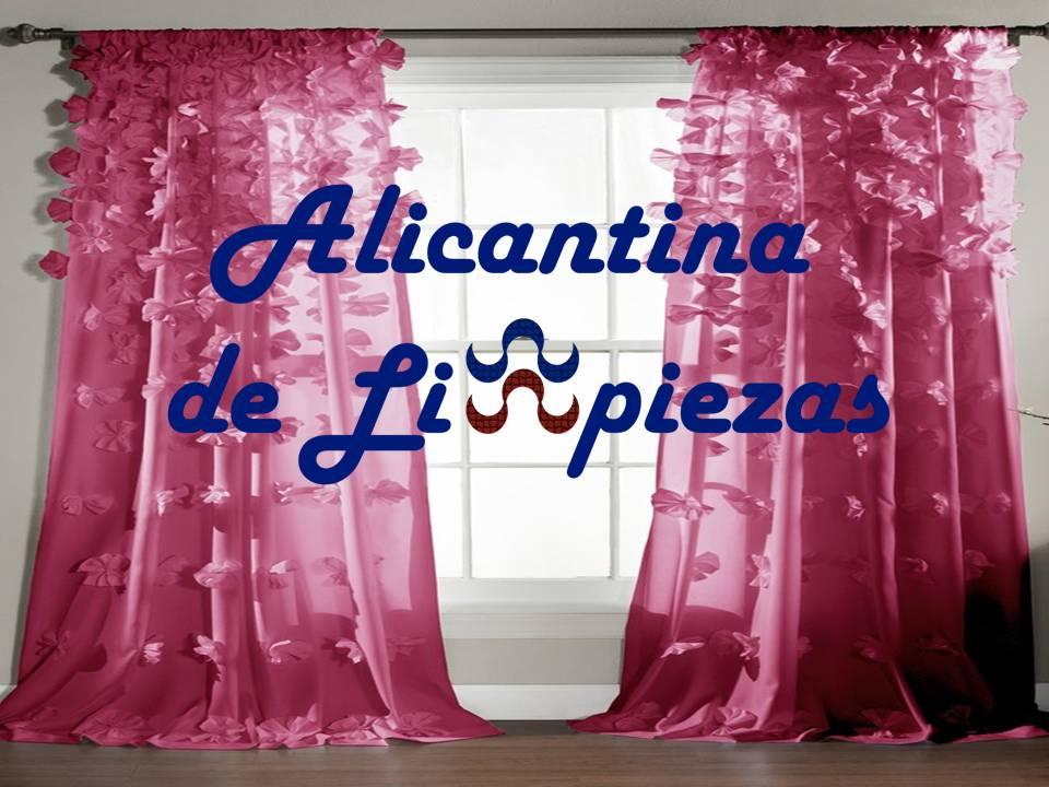 Servicios Hogar Cortinas Mantenimientos Empresa Limpieza en Alicante Domestico Limpiezas Alicantina de Limpiezas Servicios Hogar Fincas Alicante Mantenimiento Obras Reformas