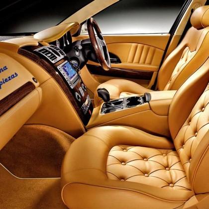 Limpieza interior Vehiculo Coche