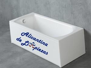 Alicantina de limpiezas Alicante Baño Aseo Servicios Limpieza Costablanca