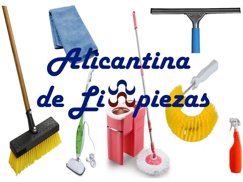 Material Productos Orden Limpieza Hogar