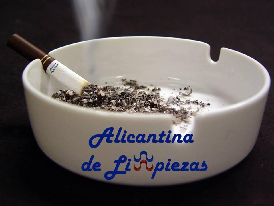 Como eliminar y acabar con el olor a tabaco consejos empresa alicantina de limpiezas mantenimientos alacant costablanca