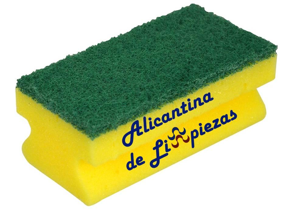 Estropajo variedades consejos empresa limpieza alicantina de limpiezas mantenimientos alicante servicios costablanca