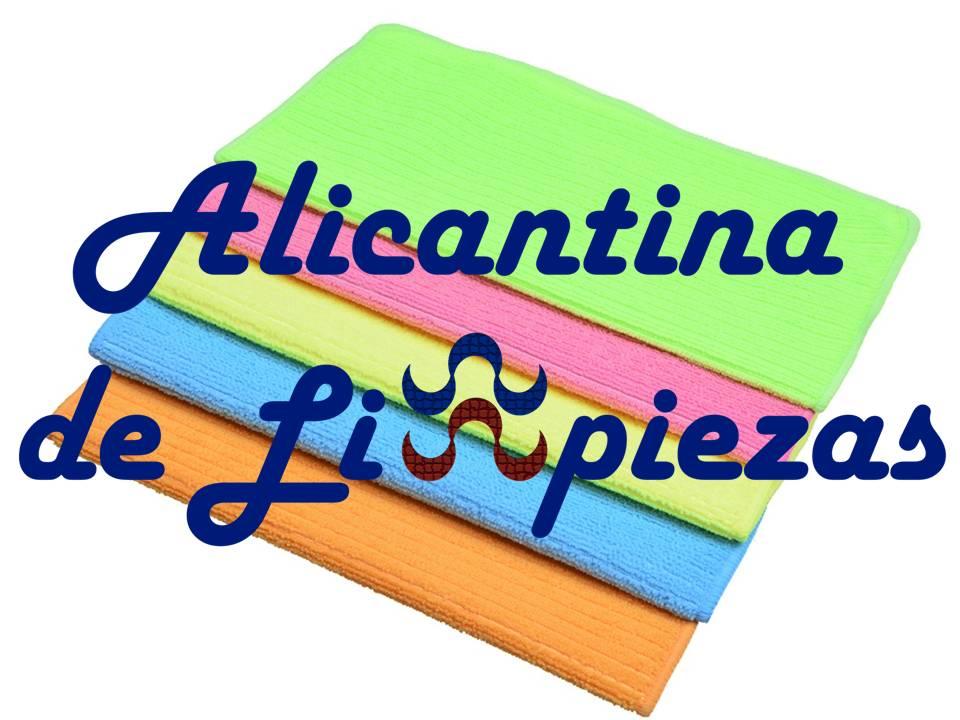 Alicantina de Limpiezas Empresas Servicios Mantenimientos Alicante Costablanca Alacant