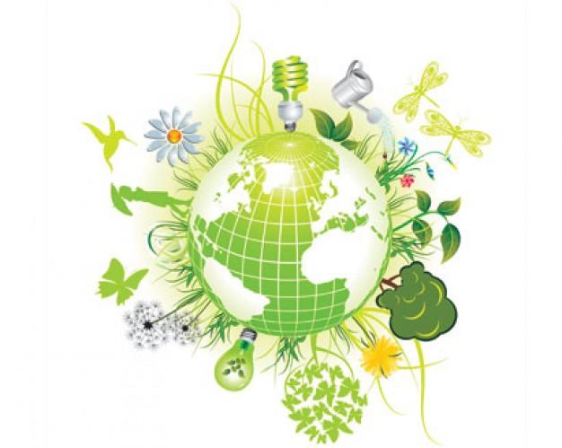 reciclado, energías renovables