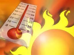altas temperaturas en alicante