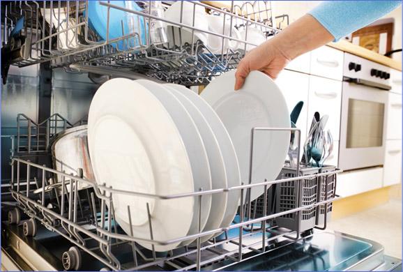 Limpieza lavavajillas