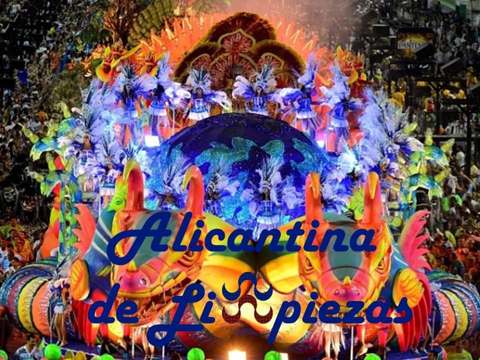 Carnaval Alicante España Alicantina de Limpiezas