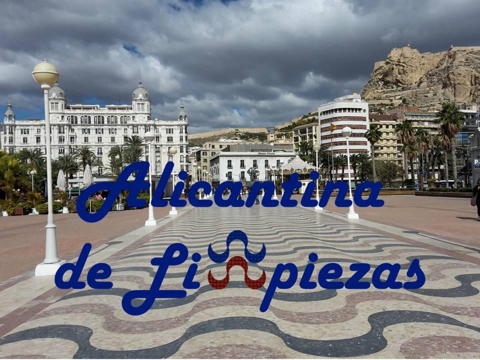 Empresa Mantenimiento Comunidades Alicante Alicantina de Limpiezas