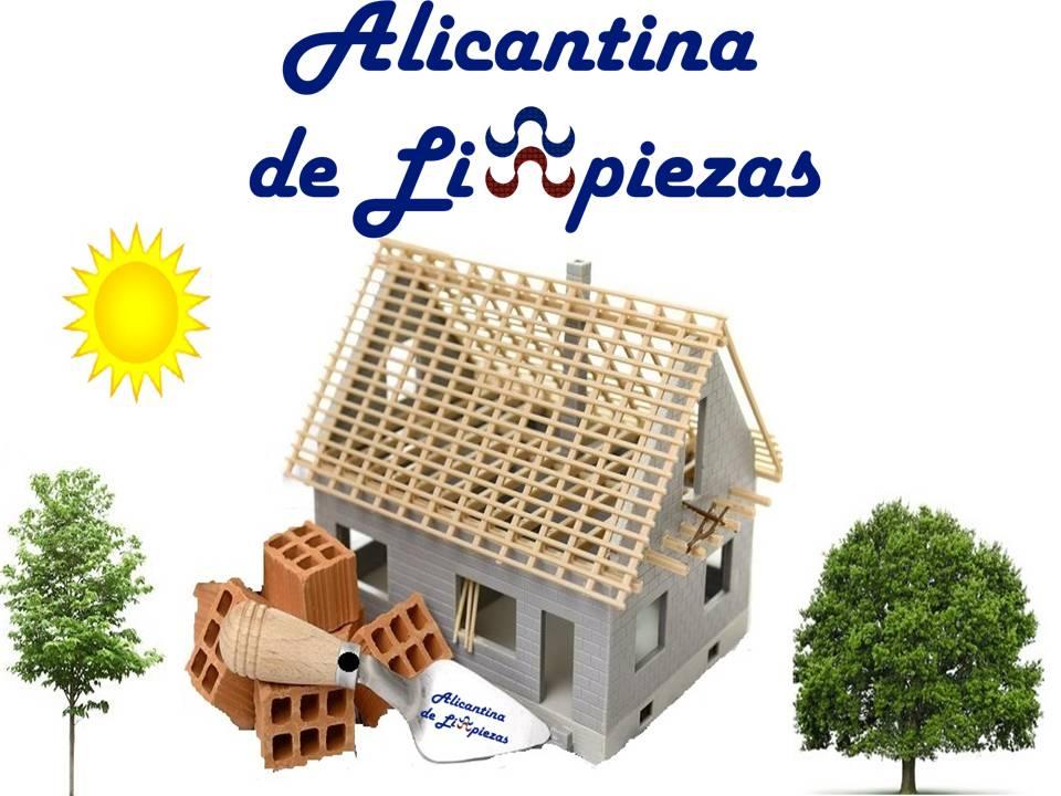 Limpiezas Reforma Obras Servicios Limpieza Alicantina de Limpiezas